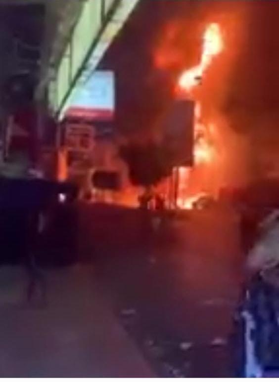 تفاصيل انفجار جديد هز شرقي العاصمة عدن ليلة أمس