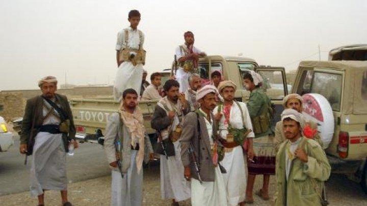 RT:الحوثي يعلن استعداد جماعته لحماية الموانئ السعودية بعد فشل أمريكا وبريطانيا