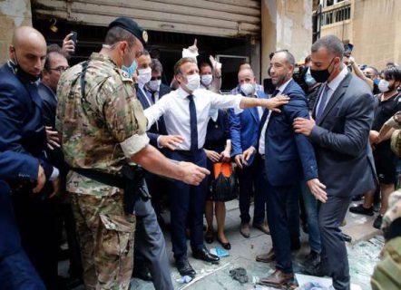 رئيس فرنسا يمارس ضغوطا على القوى السياسية في لبنان لتشكيل حكومة بمهمة محددة