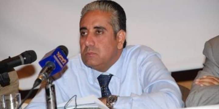 معياد يطالب فريق العقوبات الدولية بإدراج منظومة الفساد بقائمة المعاقبين أمميا(مذكرة)