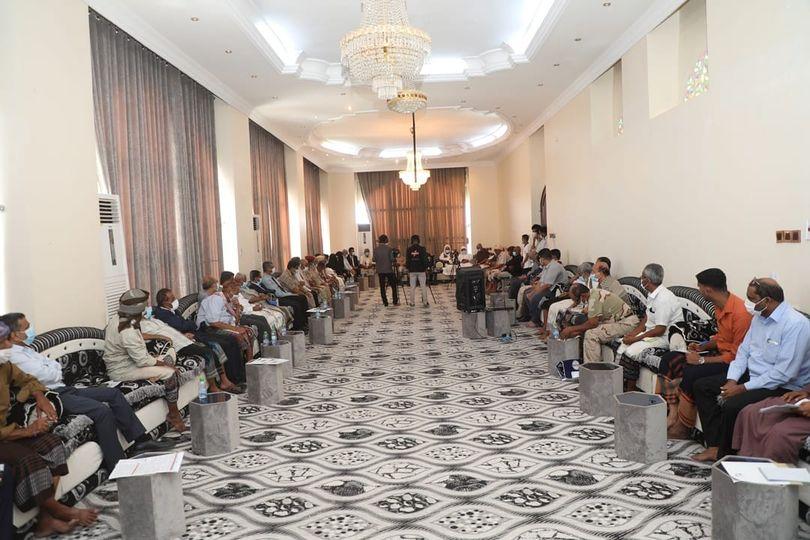 نص بيان صادر عن اللقاء الموسّع للنخب والأحزاب والعلماء ومنظمات المجتمع المدني بحضرموت