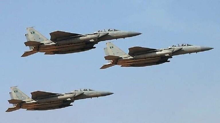جماعة الحوثي تعلن إسقاط طائرة تجسس سعودية بمحافظة يمنية