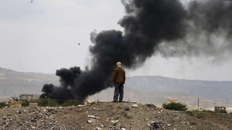 قناة اخبارية روسية تكشف عن حصيلة قتلى غارات جوية جديدة غربي اليمن