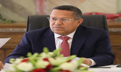 """وكالة أنباء السعودية تنقل عن بن دغرقوله:إنهيار اليمن نتيجة""""للحرب الهمجية"""""""