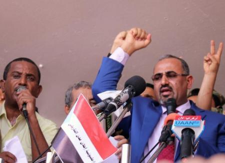 رئيس الانتقالي الجنوبي يعلن التوافق النهائي على قائمة حكومة الكفاءات اليمنية القادمة