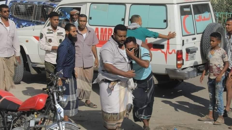 توضيح رسمي لملابسات فاجعة وفاة واصابة ١٠ من عمال الصرف الصحي بالمكلا(الأسماء