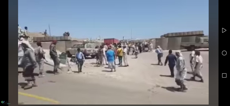 الإنتقالي يوضح موقفه من اقتحام قصر المعاشيق بعدن ومطالب الشعب