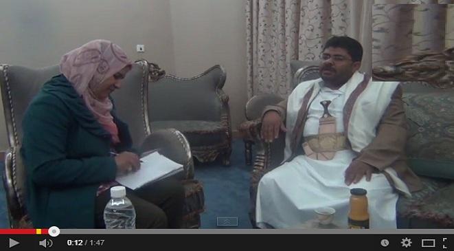 الحوثي يوضح حقيقة تسريبات رويترز عن منطقة عازلة بين اليمن والسعودية