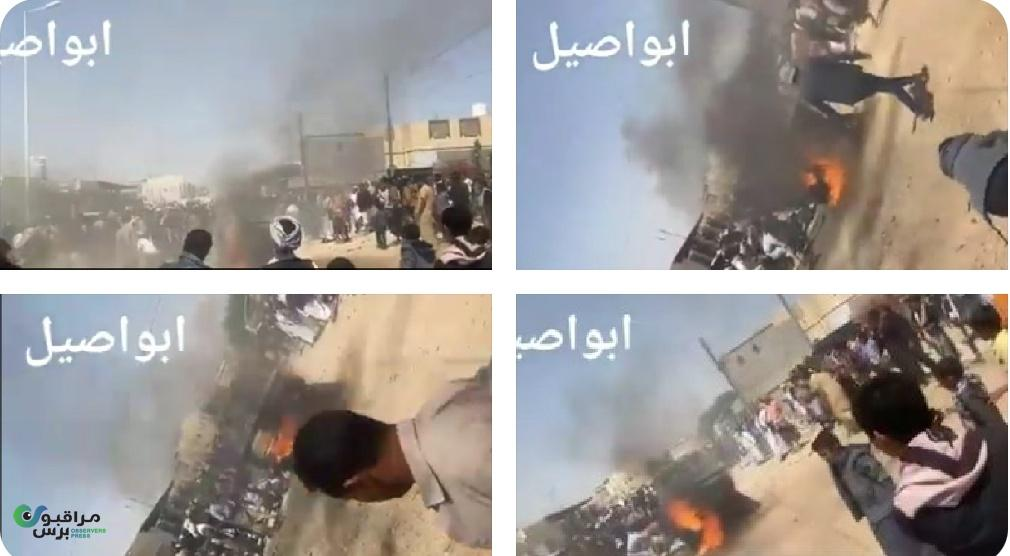 صور وتفاصيل انفجار هز مدينة عتق عاصمة شبوه
