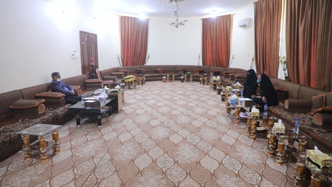 محافظ حضرموت يرحب بافتتاح فرع للمجلس الثقافي البريطاني بالمكلا