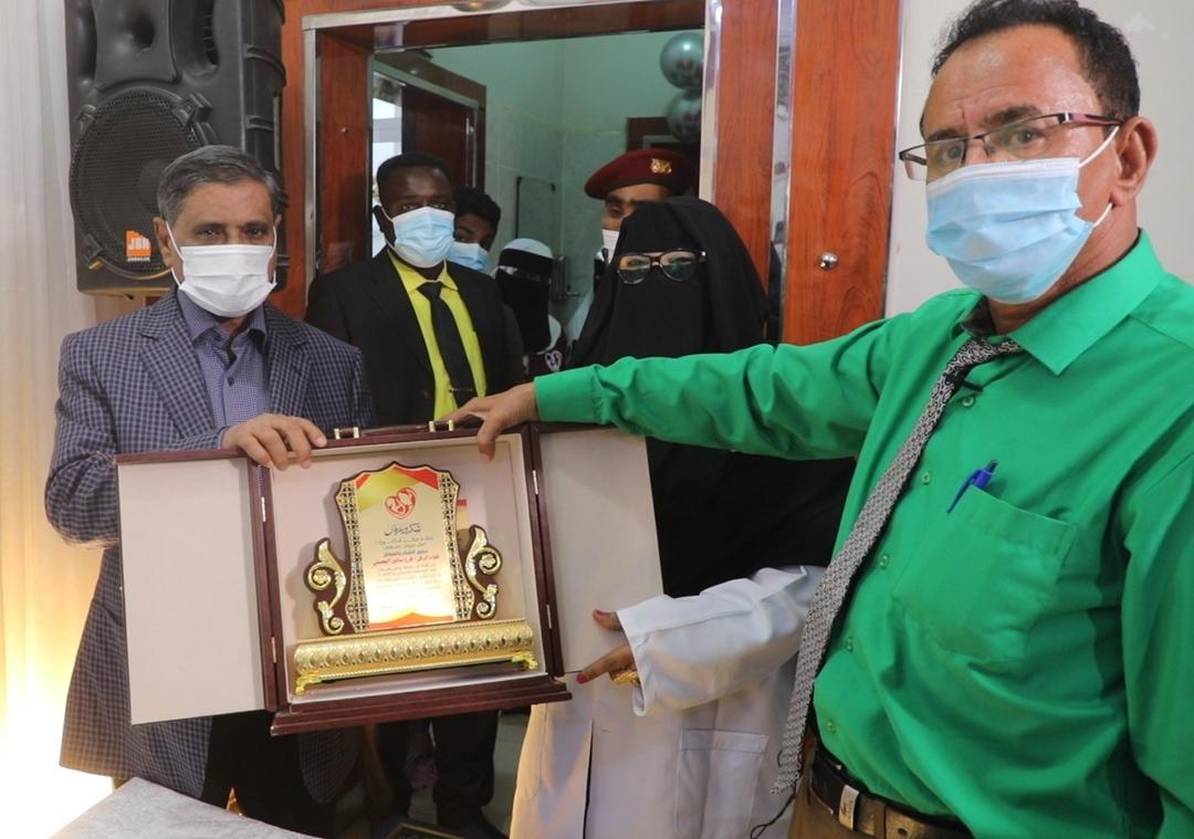 محافظ حضرموت يفتتح مركزا طبيا تخصصيا جديدا بالمكلا