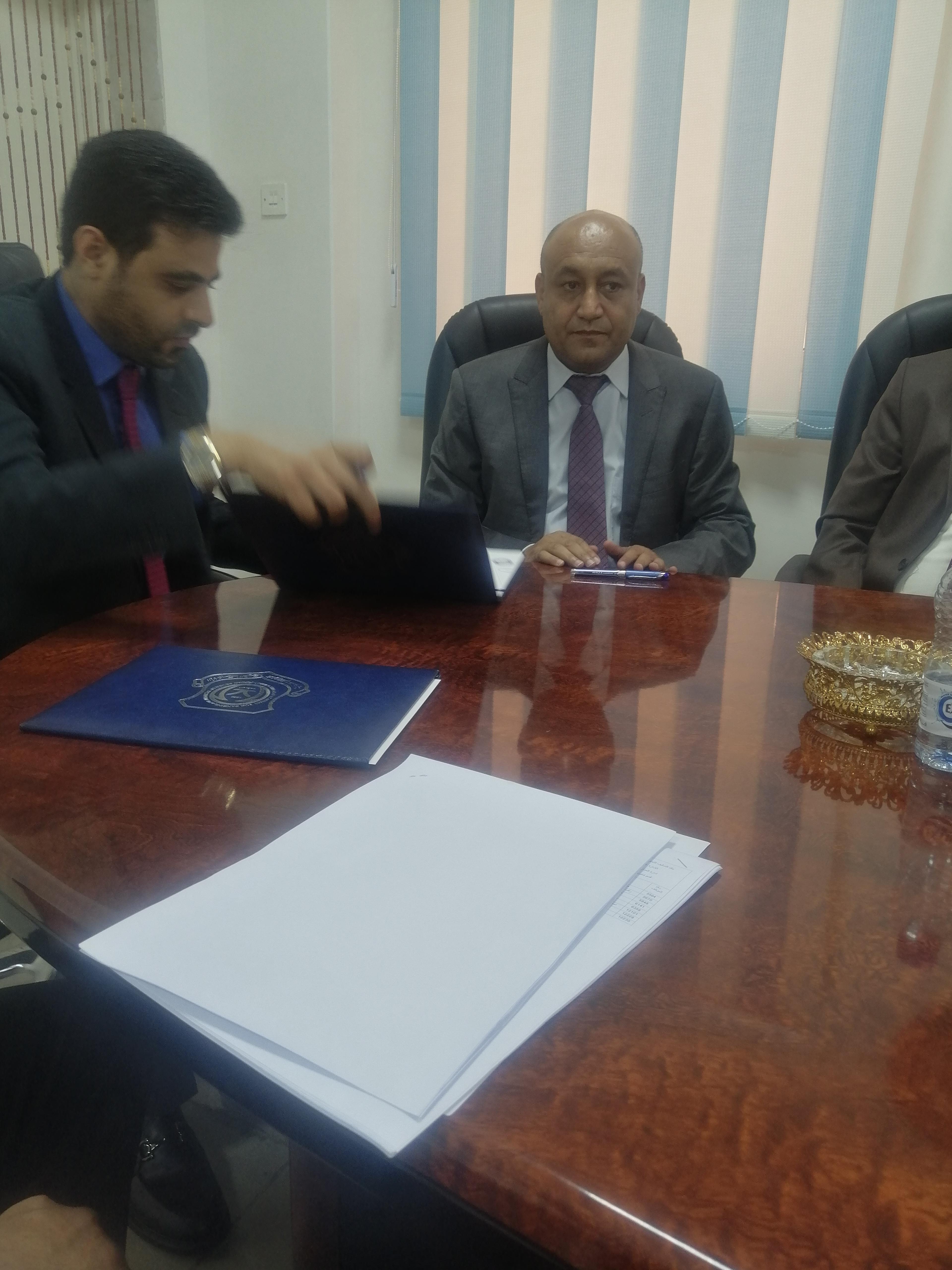 كاك بنك يوقع مذكرة تفاهم مع الأكاديمية العربية للعلوم المصرفية لتأهيل موظفيه