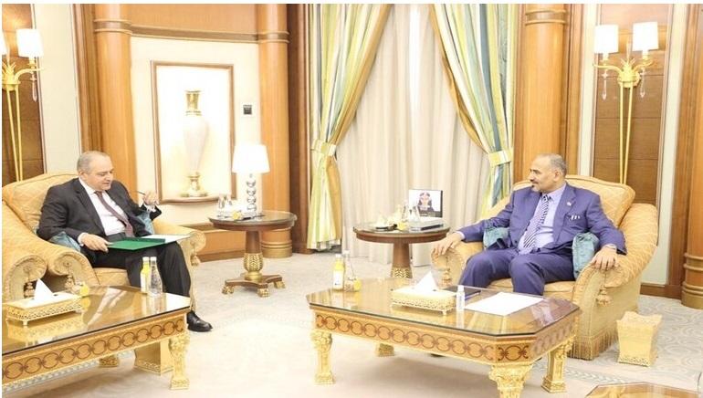 مصر تبحث مع الانتقالي الجنوبي تنفيذ اتفاق الرياض وسبل الحل السياسي للازمة اليمنية