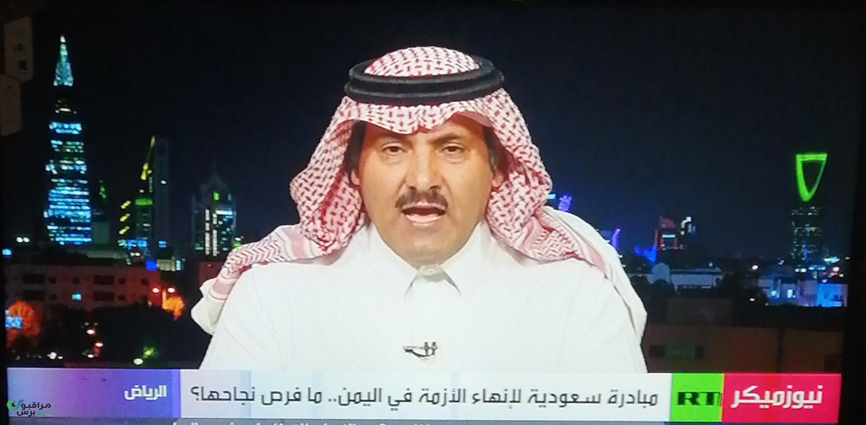 آل جابر يوضح تفاصيل جديدة لمبادرة وقف الحرب باليمن وحقيقة لقاءاتهم المباشرة بالحوثيين