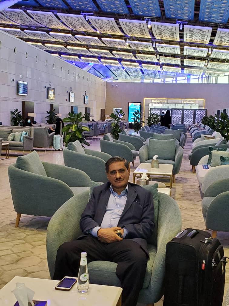 المحافظ البحسني يصل الرياض ويؤكد أن قيادته ستطرق كل الأبواب لتلبية الاحتياجات الخدمية لأبناء حضرموت