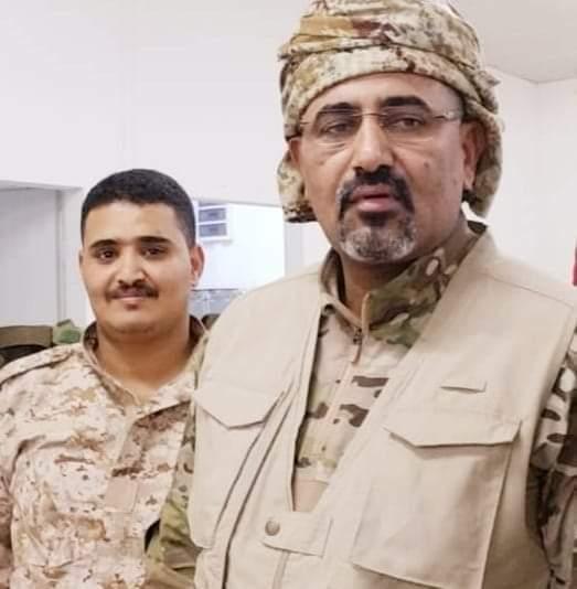وكالة رسمية تكشف عن تعزية الرئيس اليمني لرئيس الانتقالي الجنوبي