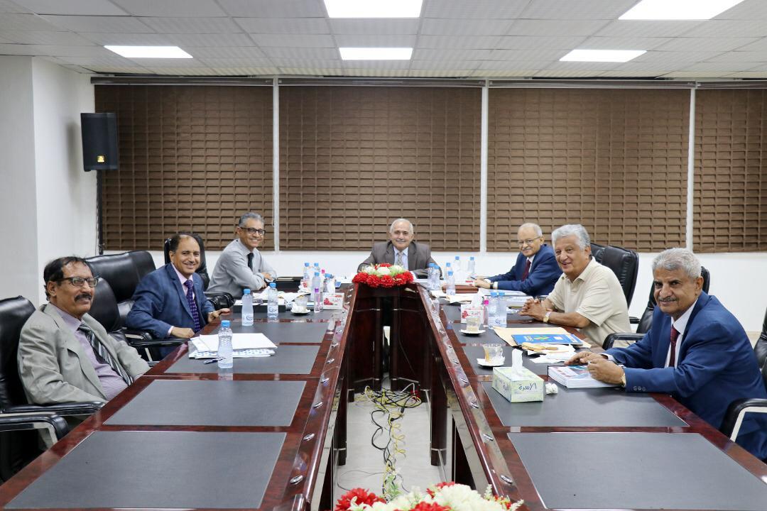 البنك المركزي اليمني بعدن يعلن أهم أولويات اجتماع مجلس إدارته