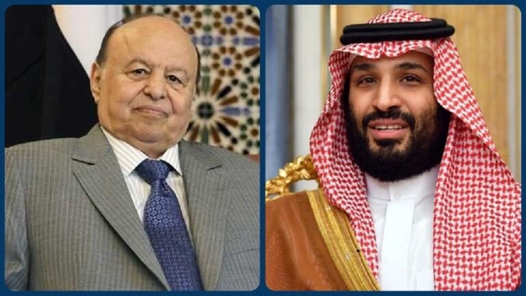 ولي عهد السعودية يعلن منحة مشتقات نفط لتشغيل محطات الكهرباء باليمن